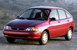Фото Ford Aspire 1995