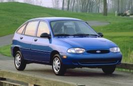 Фото Ford Aspire 1997