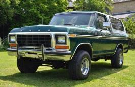 Фото Ford Bronco 1979
