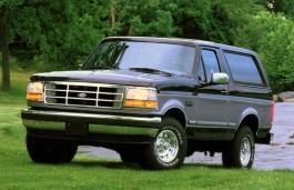 Фото Ford Bronco 1992