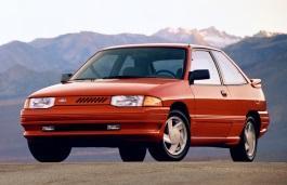Фото Ford Escort 1991