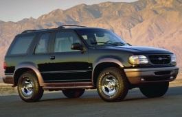 Фото Ford Explorer 2001