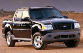 Фото Ford Explorer Sport Trac 2001
