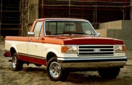 Фото Ford F-150 1990