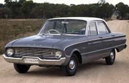 Фото Ford Falcon 1960
