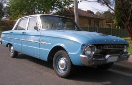 Фото Ford Falcon 1963