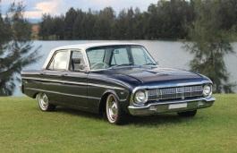 Фото Ford Falcon 1965