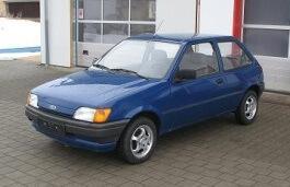 Фото Ford Fiesta 1989