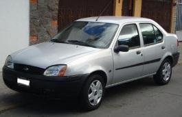 Фото Ford Fiesta Ikon 2001