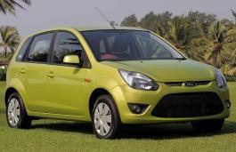 Фото Ford Fiesta Ikon 2011