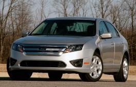 Фото Ford Fusion 2011