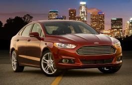 Фото Ford Fusion 2013
