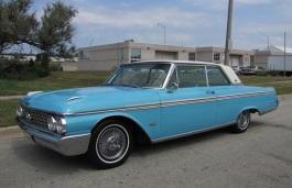 Фото Ford Galaxie 500 1962