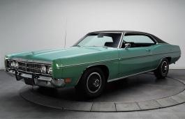 Фото Ford Galaxie 500 1969