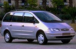 Фото Ford Galaxy 1995