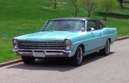 Фото Ford LTD 1968