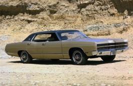 Фото Ford LTD 1969