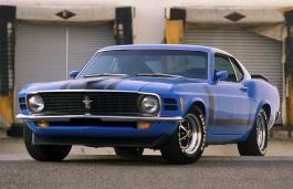 Фото Ford Mustang Boss 302 1970
