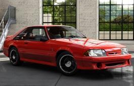 Фото Ford Mustang Cobra 1993