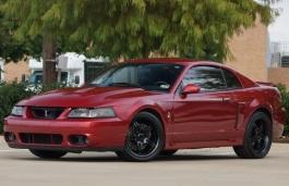 Фото Ford Mustang Cobra 2004