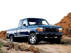 Фото Ford Ranger 1991