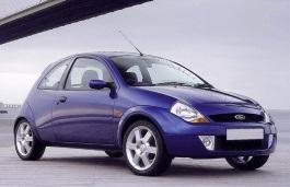 Фото Ford SportKa 2003