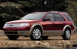 Фото Ford Taurus X 2008