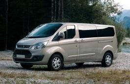 Фото Ford Tourneo Custom 2012