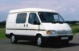Фото Ford Transit 1989