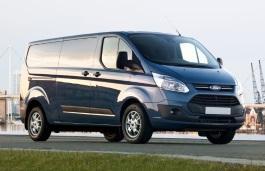 Фото Ford Transit Custom 2012