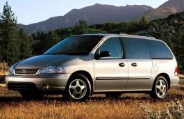 Фото Ford Windstar 1999