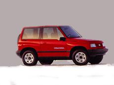 Фото GEO Tracker 1989