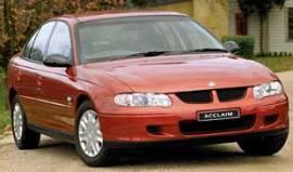 Фото Holden Commodore 2000