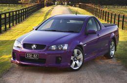 Фото Holden Ute 2007