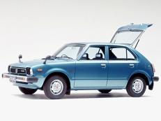 Фото Honda Civic 1978