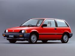 Фото Honda Civic 1986