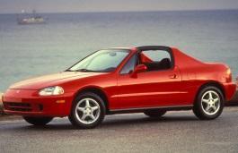 Фото Honda Del Sol 1993