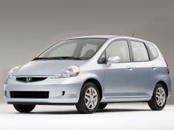 Фото Honda Fit 2007