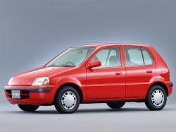 Фото Honda Logo 1996
