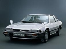 Фото Honda Prelude 1984