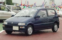 Фото Honda Today 1990