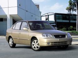 Фото Hyundai Accent 2000