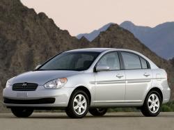 Фото Hyundai Accent 2006