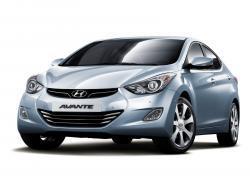 Фото Hyundai Avante 2011