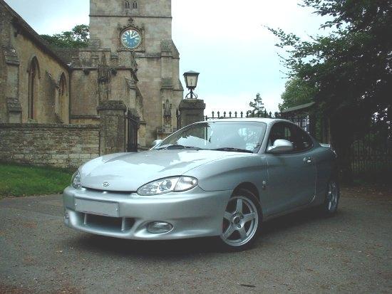 Фото Hyundai Coupe 2000