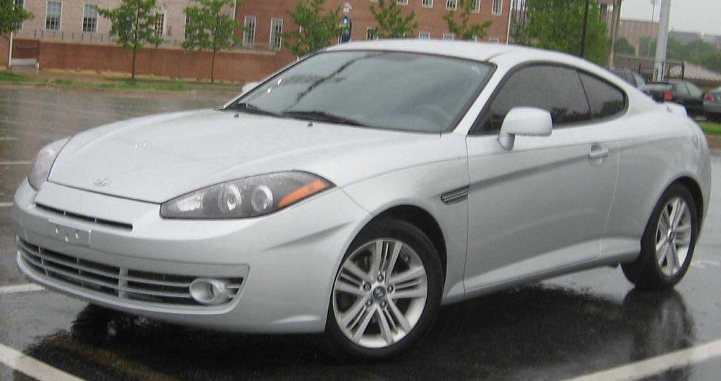 Фото Hyundai Coupe 2007