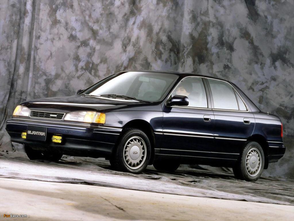 Фото Hyundai Elantra 1994