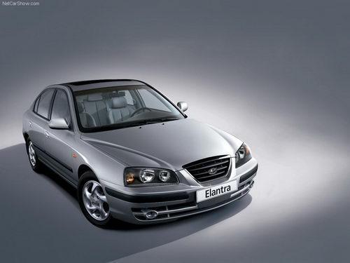Фото Hyundai Elantra 2002