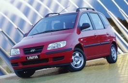 Фото Hyundai Elantra LaVita 2001