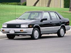 Фото Hyundai Excel 1987